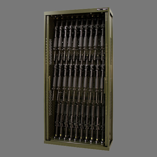 "84"" UWR with 30 M4s"